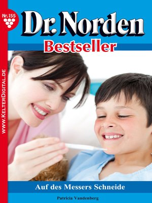 cover image of Dr. Norden Bestseller 155 – Arztroman