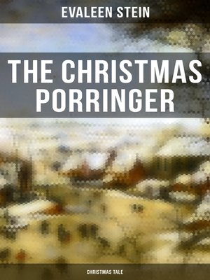 cover image of The Christmas Porringer (Christmas Tale)