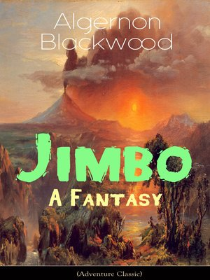 cover image of Jimbo