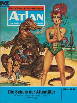 cover image of Atlan 44