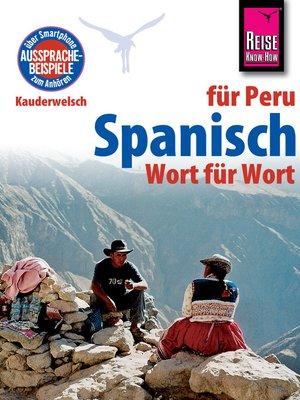 cover image of Spanisch für Peru--Wort für Wort