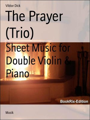 cover image of The Prayer (Trio)
