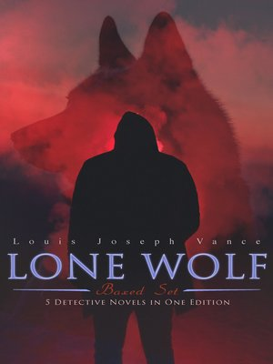 cover image of LONE WOLF Boxed Set – 5 Detective Novels in One Edition