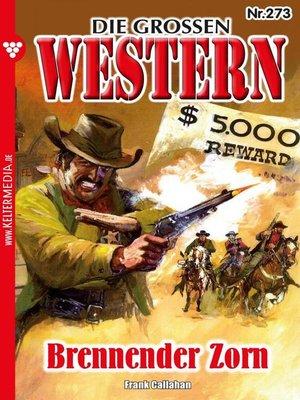 cover image of Die großen Western 273
