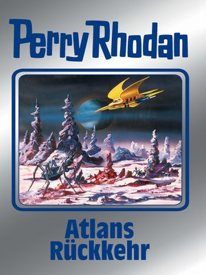 cover image of Perry Rhodan 124