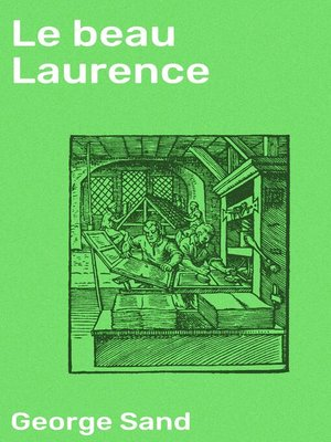 cover image of Le beau Laurence