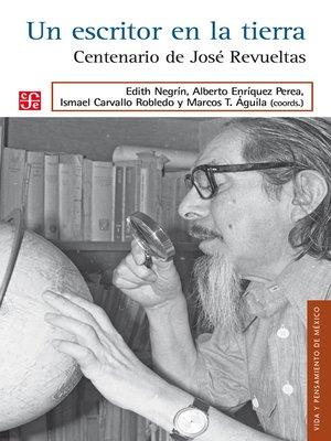 cover image of Un escritor en la tierra
