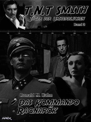 cover image of DAS KOMMANDO RAGNARÖK