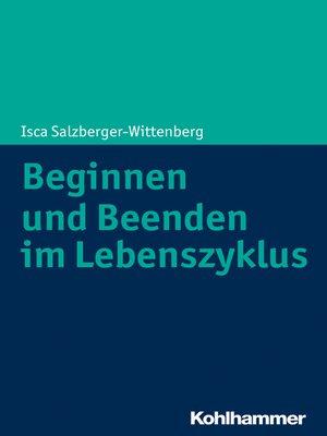 cover image of Beginnen und Beenden im Lebenszyklus