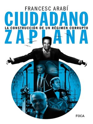 cover image of Ciudadano Zaplana