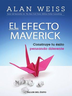 cover image of El Efecto Maverick