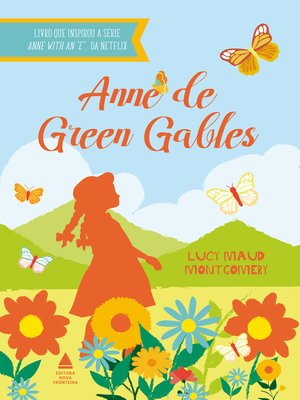 cover image of Anne de Green Gables