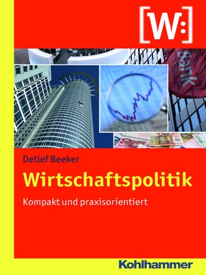 cover image of Wirtschaftspolitik