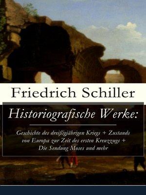 cover image of Historiografische Werke