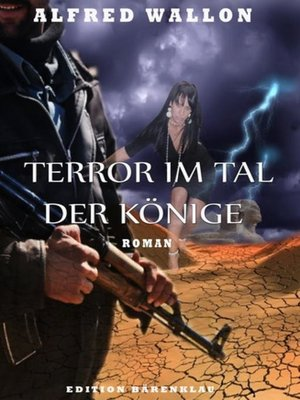 cover image of Terror im Tal der Könige
