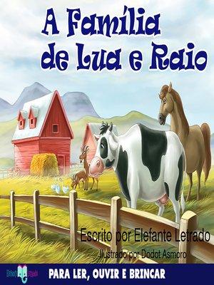 cover image of A Família de Lua e Raio