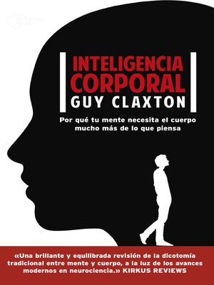 cover image of Inteligencia corporal