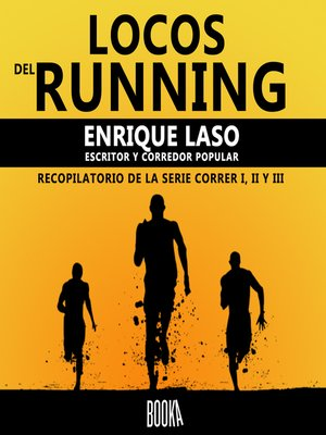 cover image of Locos del running
