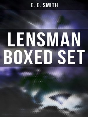 cover image of LENSMAN Boxed Set