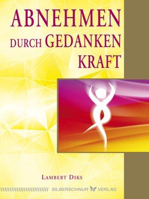 cover image of Abnehmen durch Gedankenkraft