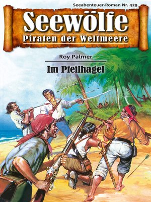 cover image of Seewölfe--Piraten der Weltmeere 429