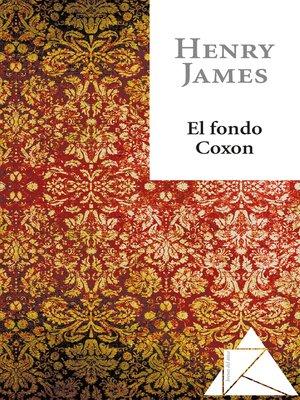 cover image of El fondo Coxon