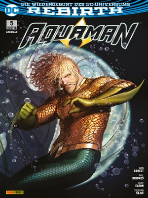 cover image of Aquaman--Bd. 5 (2. Serie)