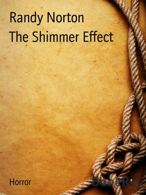 cover image of The Shimmer Effect