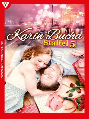 cover image of Karin Bucha Staffel 5 – Liebesroman