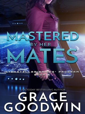 cover image of Mastered by Her Mates