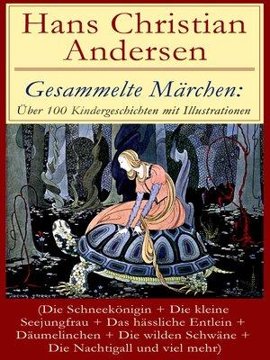 cover image of Gesammelte Märchen