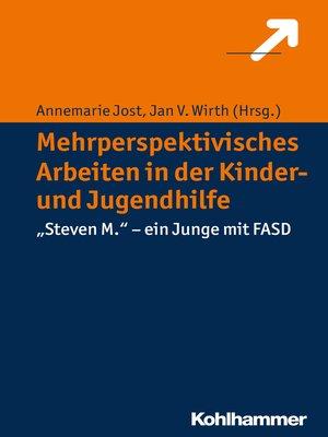 cover image of Mehrperspektivisches Arbeiten in der Kinder- und Jugendhilfe