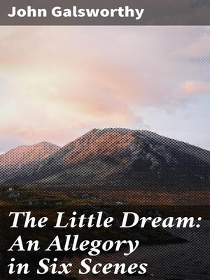cover image of The Little Dream