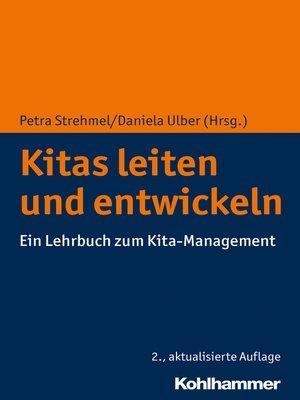 cover image of Kitas leiten und entwickeln