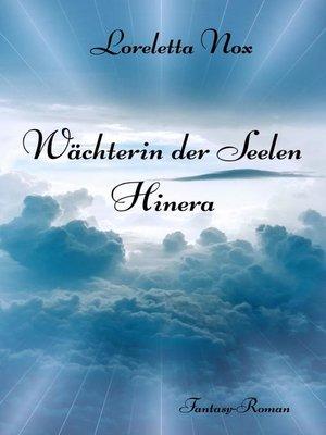 cover image of Wächterin der Seelen--Hinera