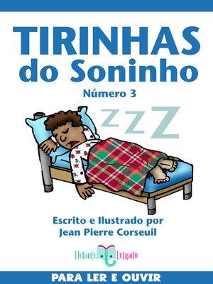 cover image of Tirinhas do Soninho 3