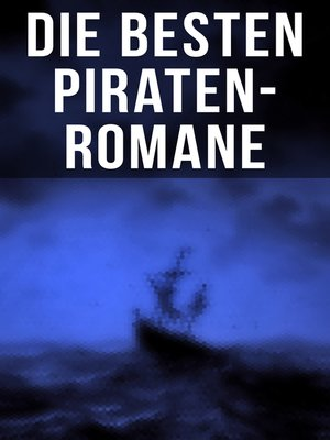cover image of Die besten Piraten-Romane