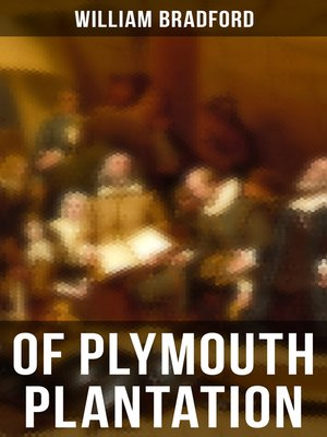 cover image of Of Plymouth Plantation