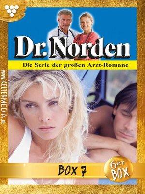 cover image of Dr. Norden Jubiläumsbox 7 – Arztroman