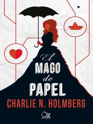 cover image of El mago de papel