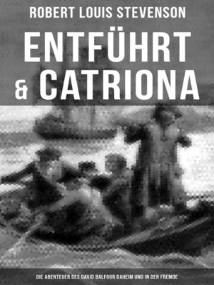 cover image of Entführt & Catriona