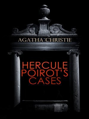 cover image of HERCULE POIROT'S CASES