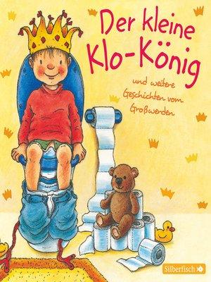 cover image of Der kleine Klo-König