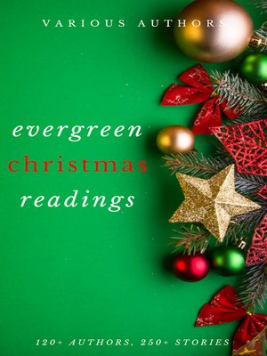 cover image of Evergreen Christmas Readings