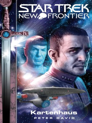 cover image of Star Trek--New Frontier 01