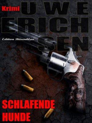 cover image of Schlafende Hunde