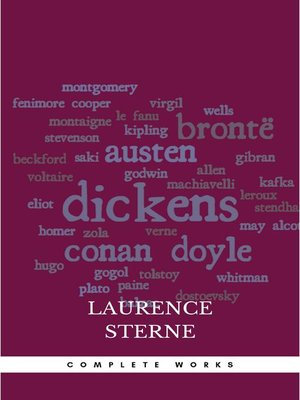 cover image of Laurence Sterne