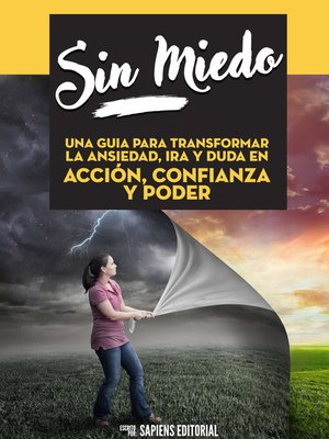 cover image of Sin Miedo