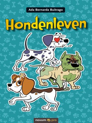 cover image of Hondenleven