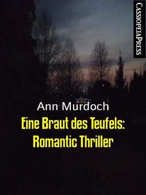 cover image of Eine Braut des Teufels